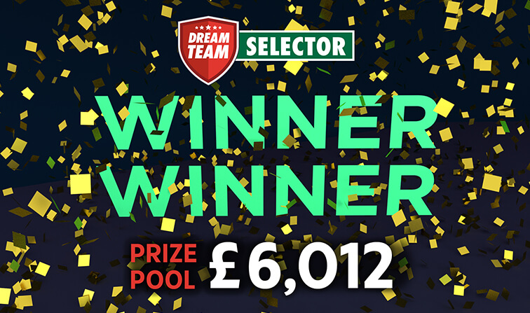 Winner £6,012